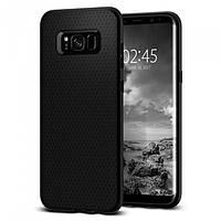 Чохол Spigen Liquid Air Samsung G950 Galaxy S8 Black (565CS21611), фото 1