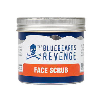 Скраб для обличчя The Bluebeards Revenge Face Scrub 150мл