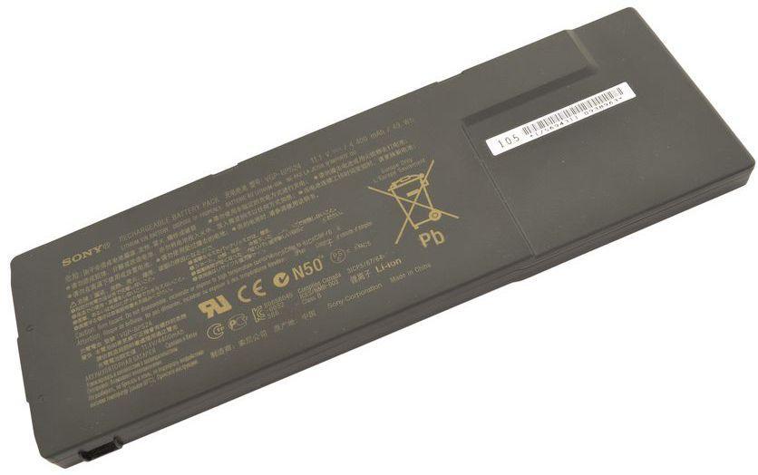 Аккумулятор для ноутбука Sony VGP-BPS24 11.1 V Black 4400mAh