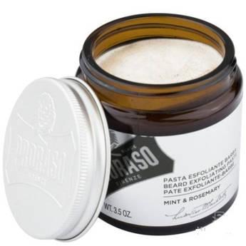 Паста скраб для бороды Proraso Beard Paste 100мл
