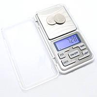 Карманные ювелирные весы MH200 Электронные цифровые высокоточные 200 гр