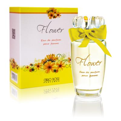 Парфюмерная вода для женщин Carlo Bossi Flower Yellow 100 мл (01020130802)