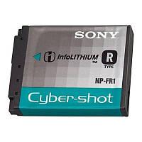 Аккумулятор для фотоаппарата Sony NP-FR1 (1250 mAh)