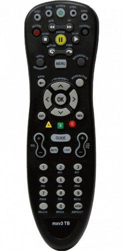 Пульт универсальный Huayu MXV3ТВ для интерактивного тв