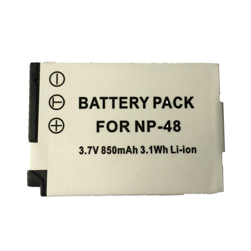 Аккумулятор для фотоаппарата Fujifilm NP-48 (850 mAh)