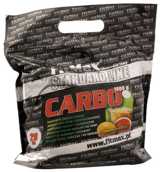 FitMax®Карбо  FM Carbo, 1.0 kg. Создан для спортсменов нуждающихся в изобилии энергии - Интернет-магазин Биосвит  в Киеве