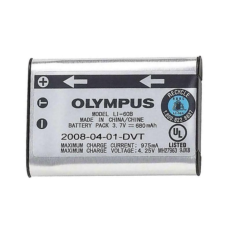 Аккумулятор для фотоаппарата Olympus Li-60B / Pentax D-Li78 / Nikon EN-EL11 (680 mAh)