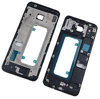 Рамка дисплея Samsung Galaxy J6 Plus J610 Black