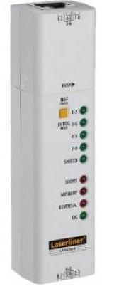 Тестер кабелю Laserliner LAN-Check