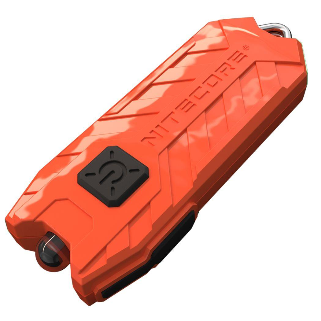 Фонарик Nitecore TUBE V2.0 (6-1147_V2_jacinth) crimson