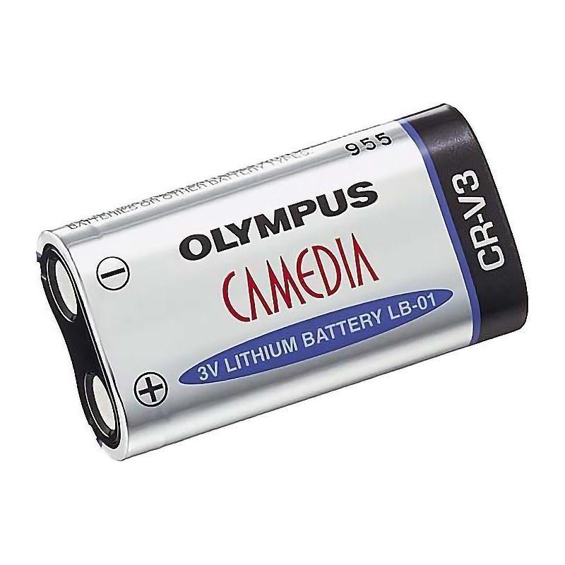 Аккумулятор для фотоаппарата Olympus CR-V3 (1400 mAh)