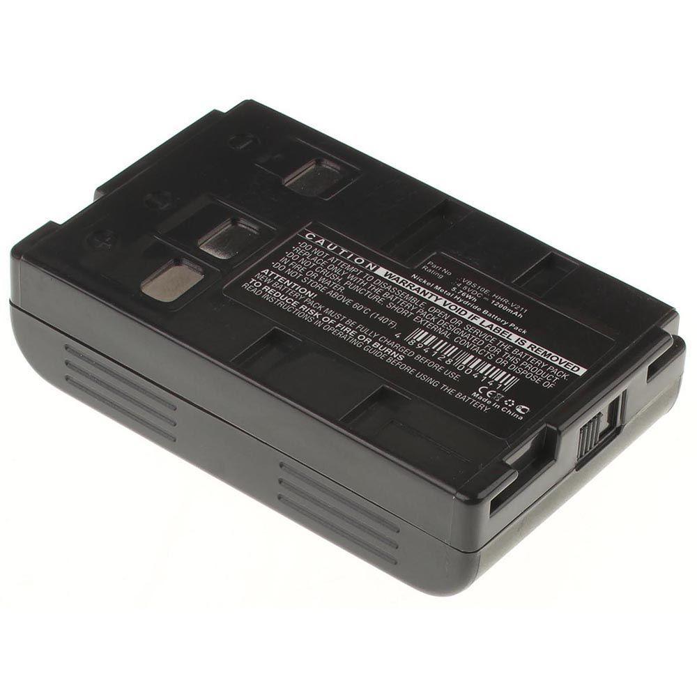 Акумулятор для відеокамер Panasonic VW-VBS10E (1200 mAh)