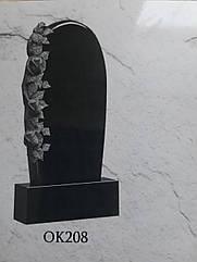 Памятник Гранитный Роза