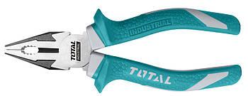 Плоскогубцы TOTAL THT210606 L=160 мм (6325315)