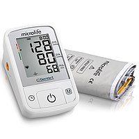 Тонометр Microlife BP A2 BASIC з адаптером автоматичний на плече гарантія 5 років