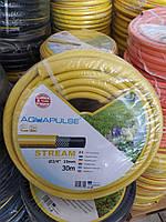 """Шланг для полива STREAM 3/4"""" (19 мм) 30 метров FITT, фото 1"""