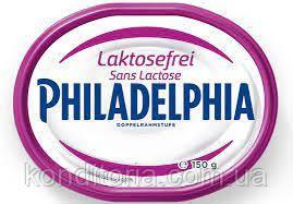 Сир Філадельфія без лактози 0,150 кг