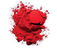 Красный  пигмент