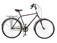 "Велосипед 28"" ХВЗ ТУРИСТ 283MDA 3 скорости, стальная рама"