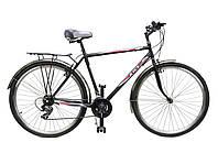 """Велосипед 28"""" ХВЗ ТУРИСТ 2821MD 21 скорость, стальная рама"""