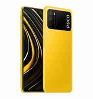 "Смартфон Xiaomi Poco M3 4/64GB YELLOW Global, 48+2+2/8Мп, 2sim, 6.53"", 6000mAh, 4G, Snapdragon 662"