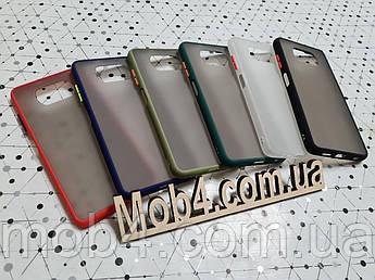 Чехол накладка Спорт для Xiaomi (Ксмоми) Pocophone X3 NFC