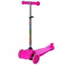 Самокат iTrike BB 3-026-А Pink (US00378)