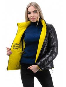 Двухсторонняя молодежная куртка 42,44,46,48 размер Весна 2021