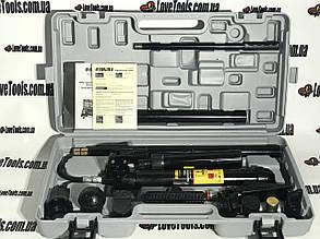 Растяжка гидравлическая, 10 т, набор из 16 предметов,для рихтовки 10т Standard (кейс) SIGMA (6204261)
