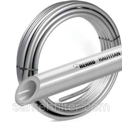 Труба Rehau Rautitan Flex 20*2.8мм Рехау флекс PE-Xa для водоснабжения