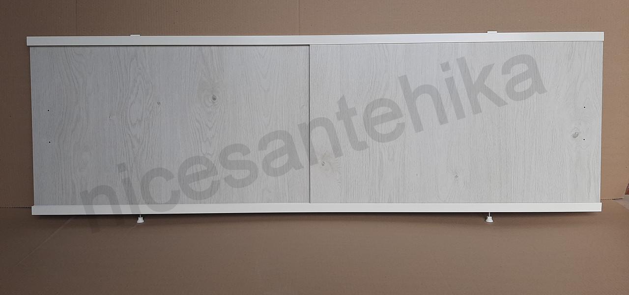 ЕВА экран для ванны ламинат 140*55 см.