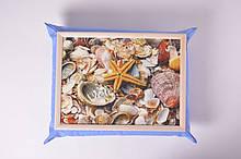Піднос на подушці Mine Море Блакитний (111780)