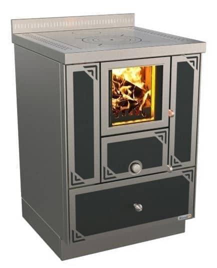 Отопительная печь с варочной поверхностью Rizzoli RVI 60