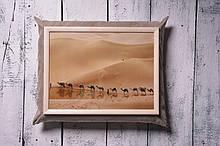 Поднос на подушке Mine Сахара Песочный (111776)
