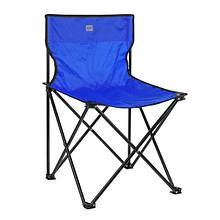 Раскладное кресло Spokey Tonga Черное с синим