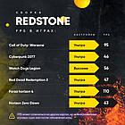 REDSTONE (AMD Ryzen 5 3600 / GTX 1080 8GB / 16GB DDR4 / HDD 1000GB / SSD 240GB), фото 2