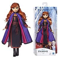 Кукла Анна 28 см классическая Холодное сердце 2 Disney Frozen Anna Fashion Doll Hasbro (E6710)