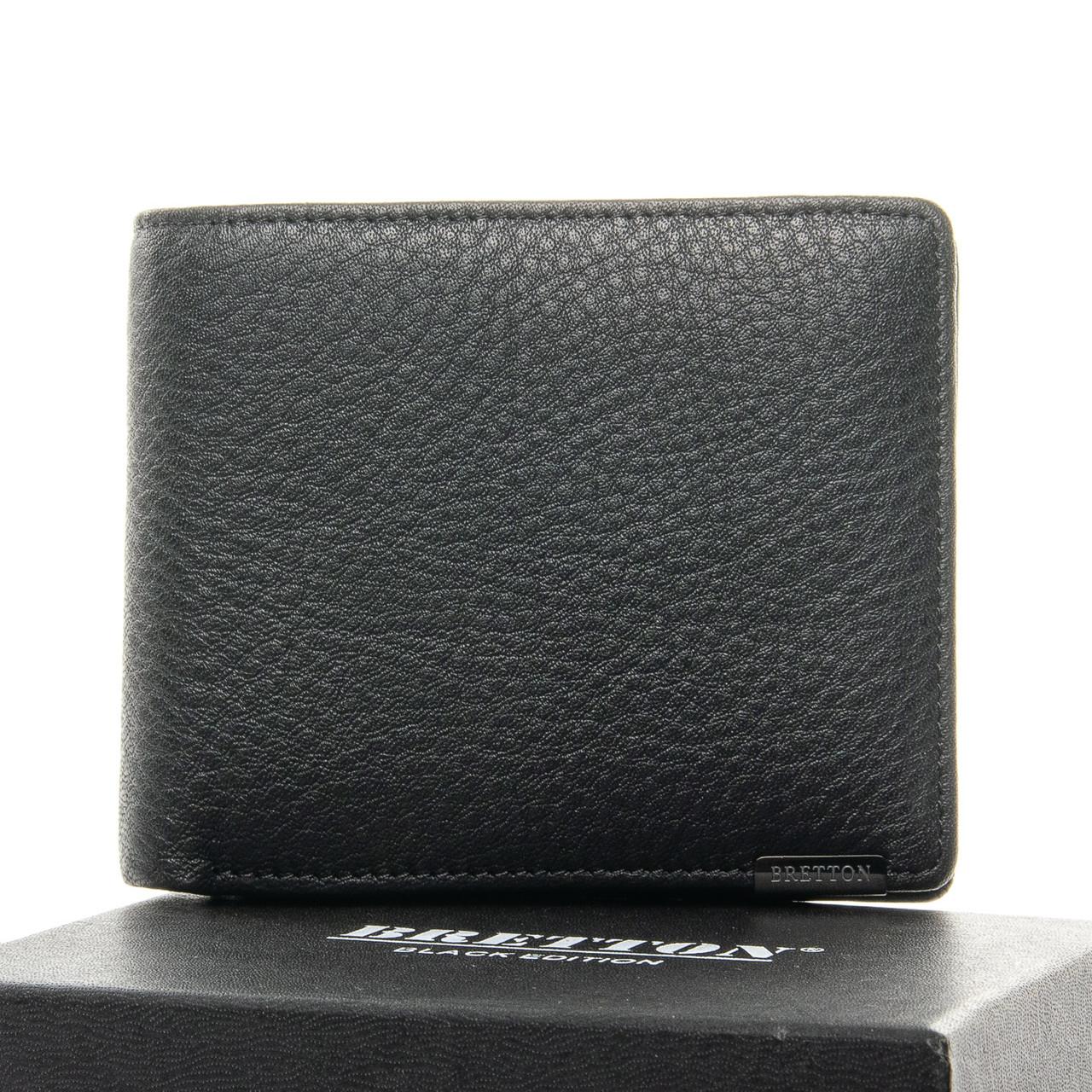 Кошелек BE Мужской BRETTON 208-0617 черный
