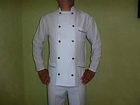 Костюм для повара. Ткань: габардин. Опт 220 грн. Розница 290 грн.