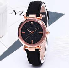 Трендові наручний годинник Starry Sky Watch Black (00000005354)