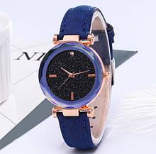 Трендові наручний годинник Starry Sky Watch blue (00000005361)