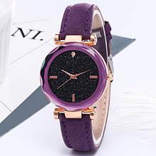 Трендові наручний годинник Starry Sky Watch purple (hub_3k7v4b)