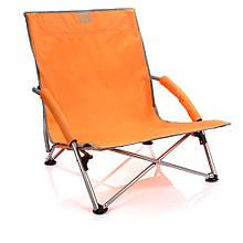 Раскладное кресло Meteor Coast Оранжевое