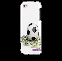 Чехол-накладка для iPhone 4/4s Спорт и деньги