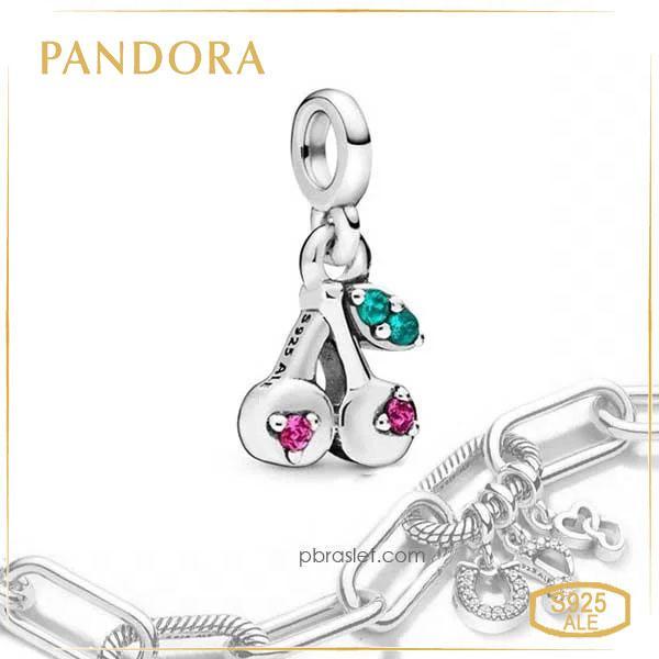Пандора Шарм-подвеска «Моя вишенка» Pandora ME 798371NCC