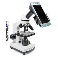Микроскоп Optima Explorer 40x-400x + смартфон-адаптер