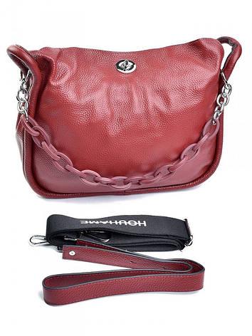 Жіноча сумка 207G красная, фото 2