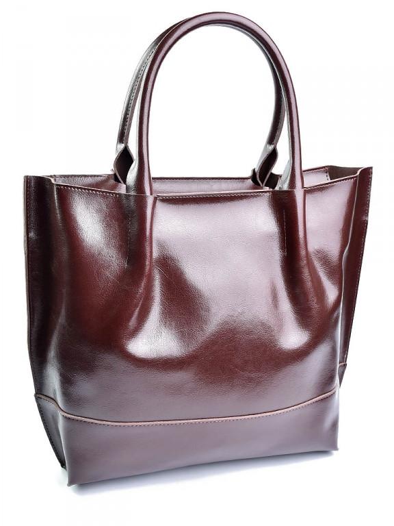 Жіноча сумка 8272 коричневая