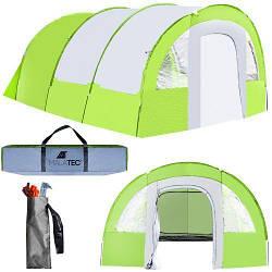 Туристическая палатка на 6-8 человек OKLAHOMA