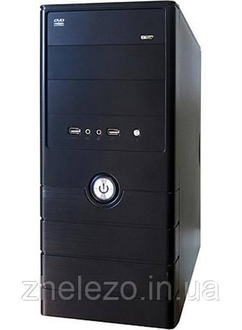 Корпус Delux MD251 Black 400W 12Fan, фото 2
